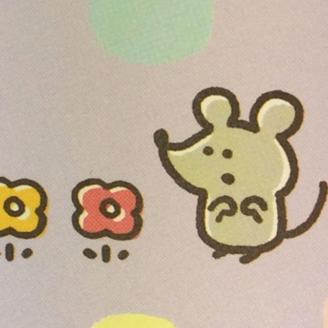 カナヘイさんの「ゾンビ猫」おこづかい袋の裏側の柄部分のアップ写真