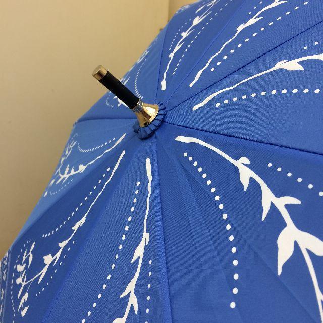 猫のダヤンの長傘「おさんぽ・猫模様」柄の石突の画像