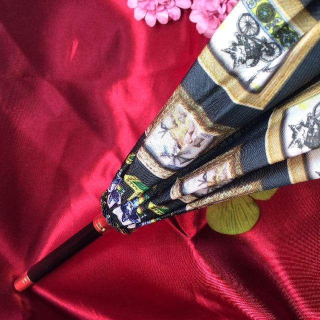 ダヤンの長傘「エスパーニャ」の石突き部分の画像