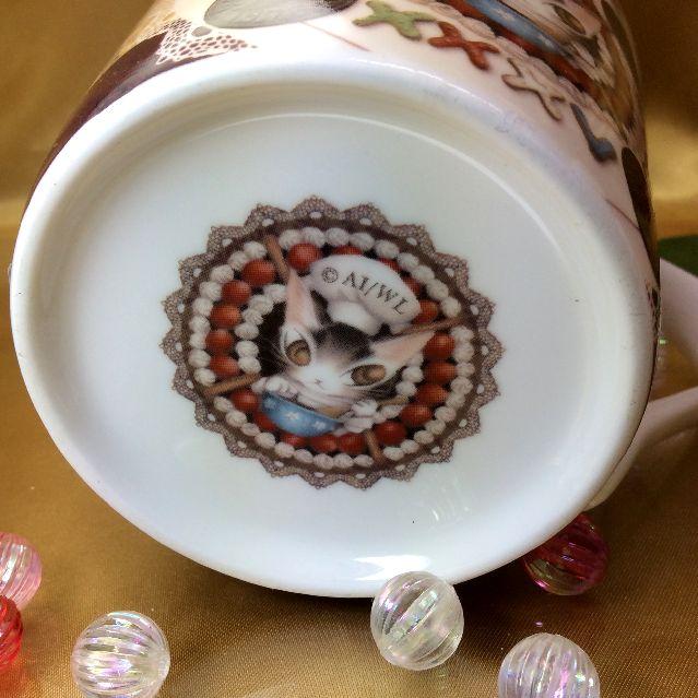 ダヤン軽量マグカップの底の部分の画像