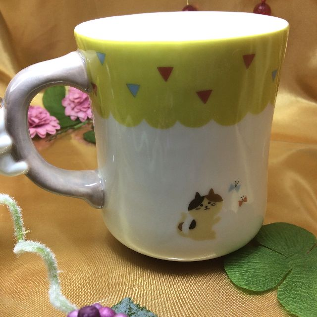 デコレよじよじマグカップの、本体の部分の画像