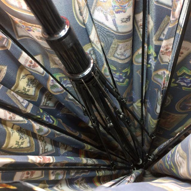 ダヤンの長傘エスパーニャの内側の画像