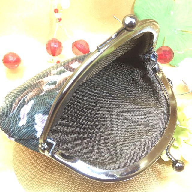 ダヤンガマグチコインケースの内側の画像